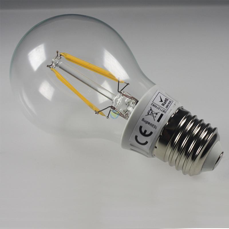 led e27 leuchtmittel als ersatz zur gl hlampe fadenoptik. Black Bedroom Furniture Sets. Home Design Ideas