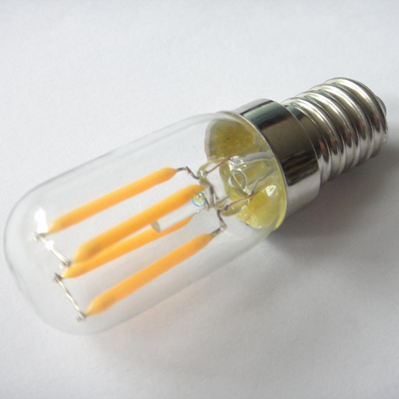 cob led e14 k hlschrank faden draht birne lampe. Black Bedroom Furniture Sets. Home Design Ideas