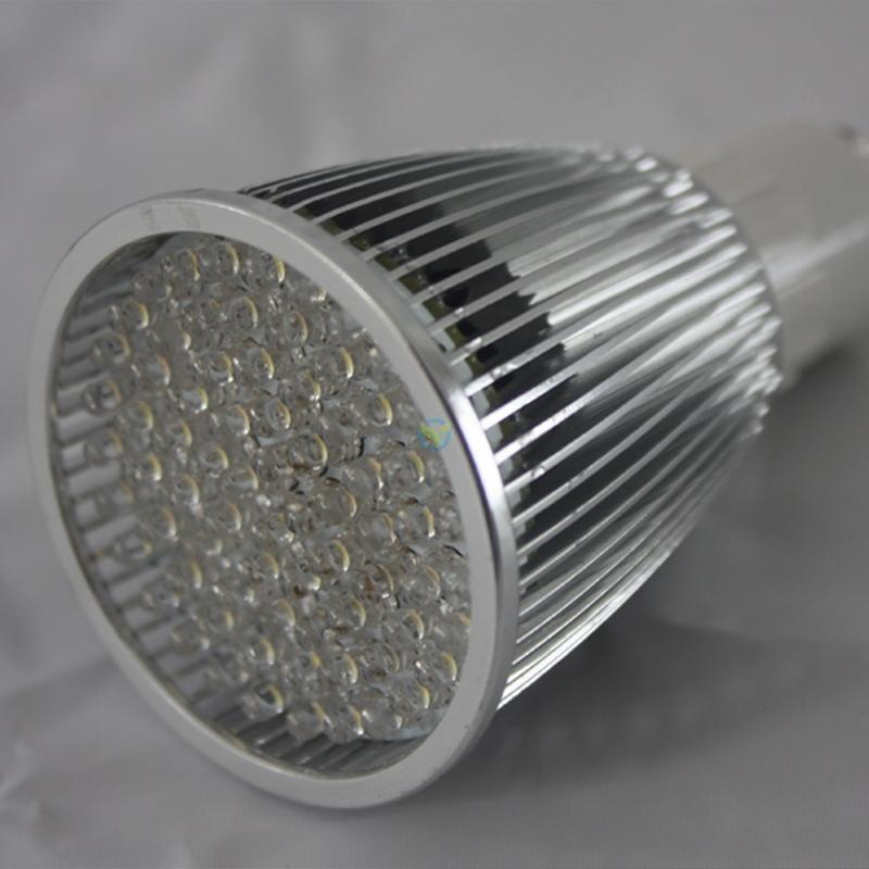 LED Spot GU10 5W 60 LEDs Warmweiß
