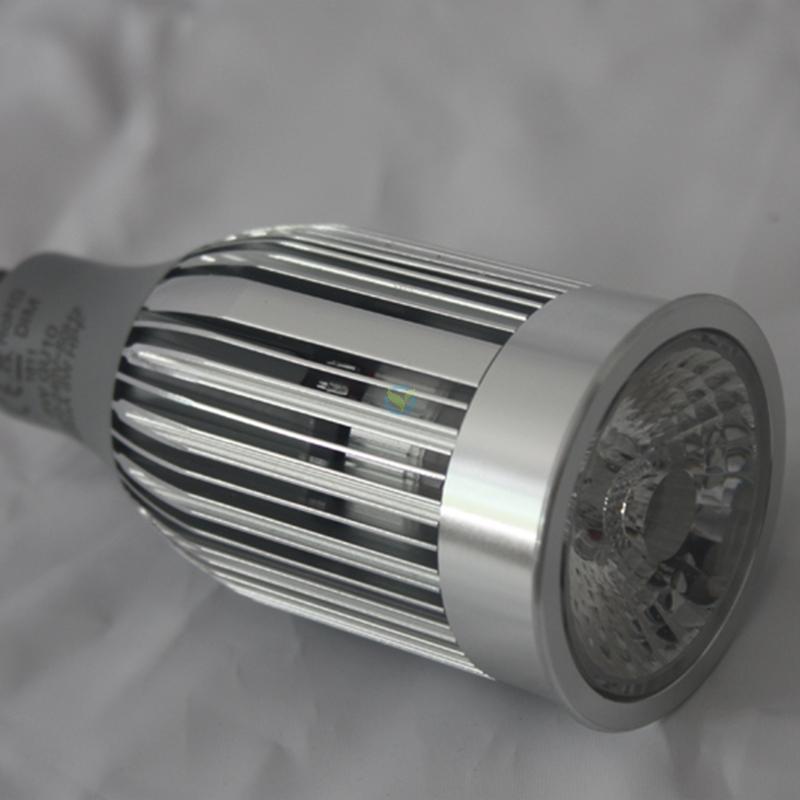 LED Spot GU10 8W 650lm Warmweiß