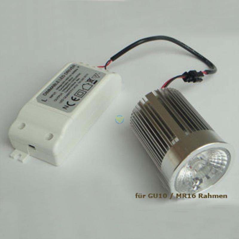 LED Spot GU10 dimmbar 480 lm Warmweiß