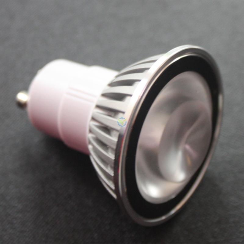 LED GU10 Strahler Spot Leuchte warmweiß 3,6W COB