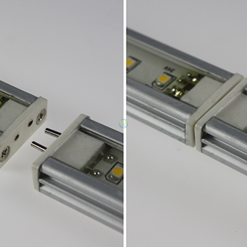 1 3 chip smd led licht leiste schiene. Black Bedroom Furniture Sets. Home Design Ideas