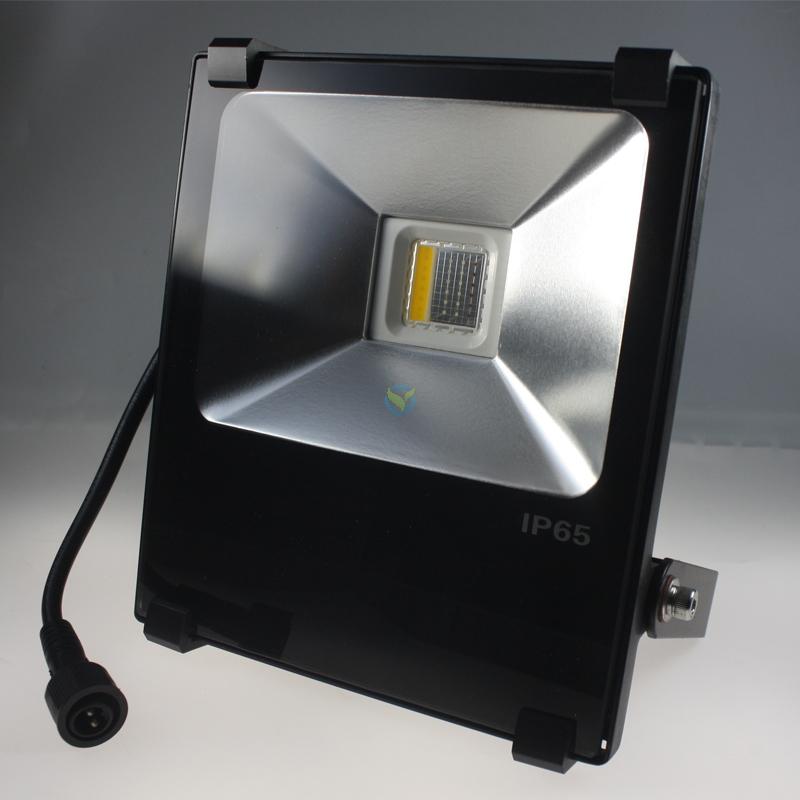 Led fluter rgbww farbwechsel wifi fernbedienung milight for Led farbwechsel
