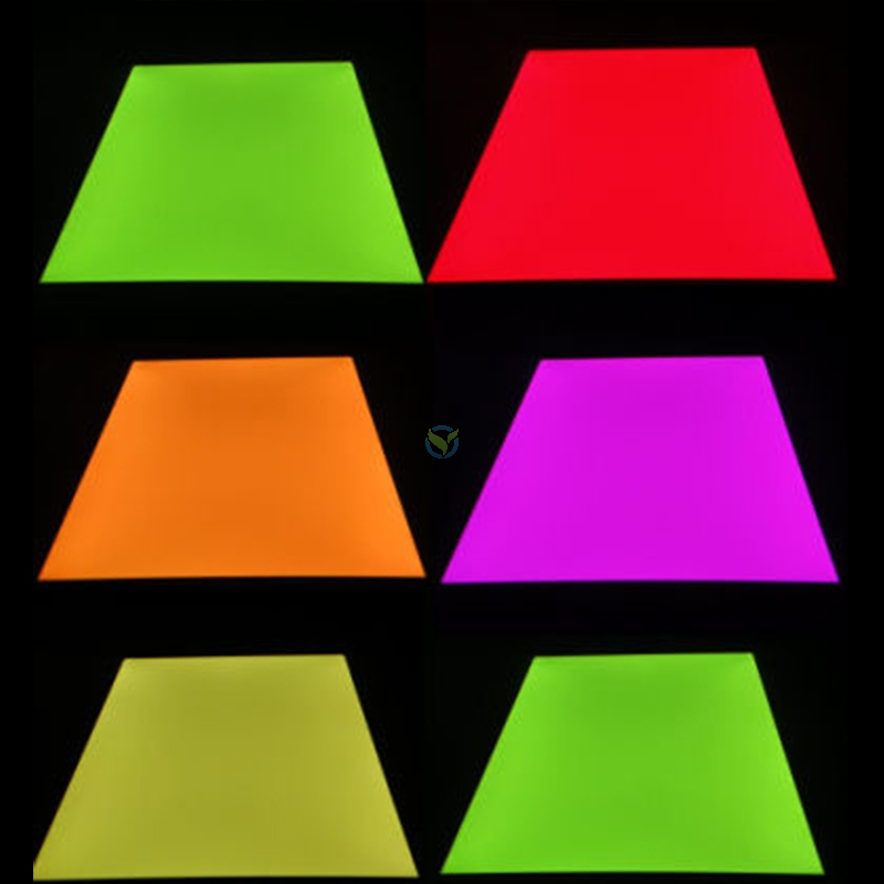 LED Panel Wandleuchte Deckenleuchte RGB Farbwechsler + FB Set Var. 1 30x30