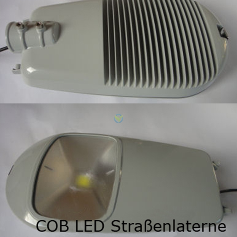LED Straßenlaterne COB LED auch als Hofleuchte, Parkleuchte