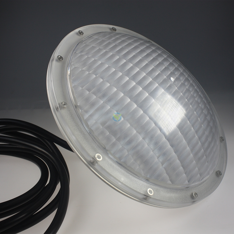 led poolbeleuchtung rgb farbwechsel 18x 3w par56 5 polig dmx. Black Bedroom Furniture Sets. Home Design Ideas