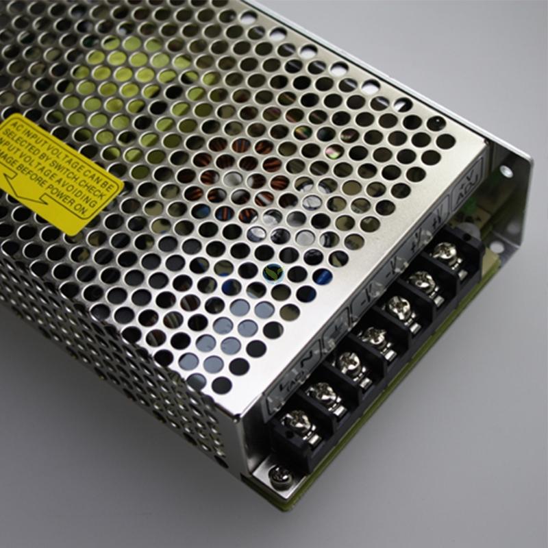Netzteil Einbaunetzteil 12 Volt DC Gleichstrom 16,6A ca. 200 Watt