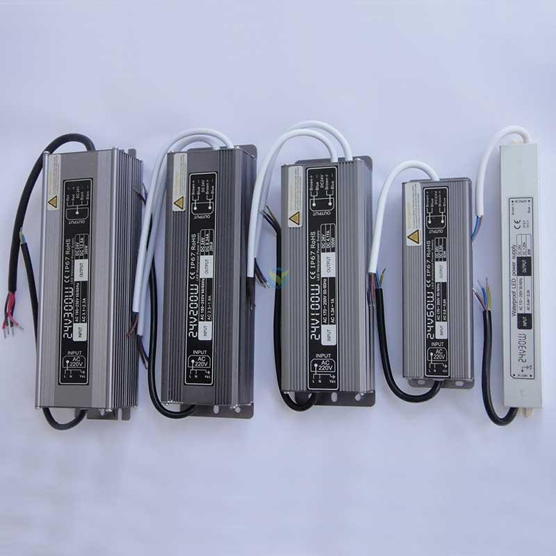 Wetterfestes Netzteil Einbaunetzteil 24 Volt DC Gleichstrom