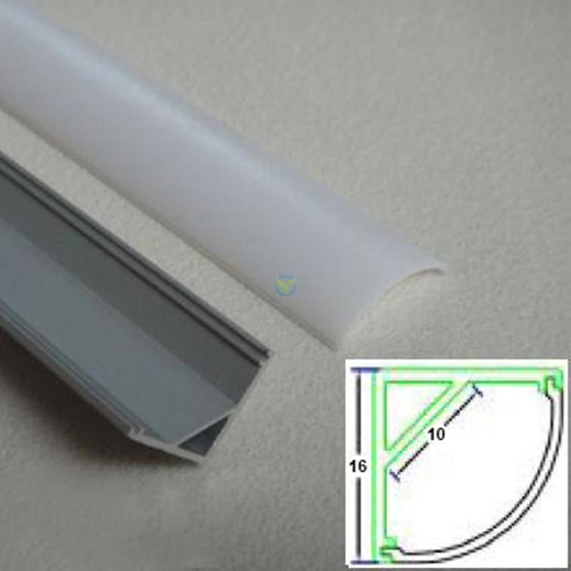 alu schiene f r led strips metallteile verbinden. Black Bedroom Furniture Sets. Home Design Ideas