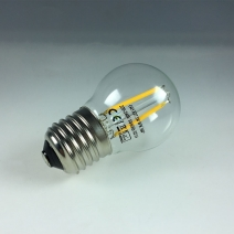 LED E27 Faden Lampe Retro G45 warmwei� nicht dimmbar
