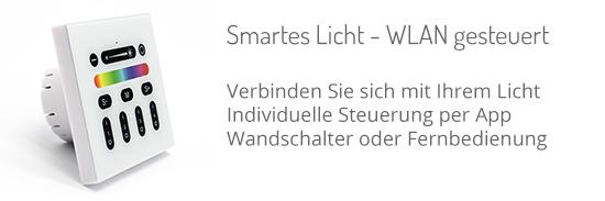 Smarthome mit MiLight Produkten