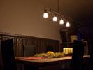 LED GU10 Esstisch