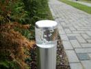 Poller LED Straße