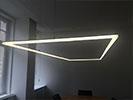 Tischbeleuchtung Konferenz