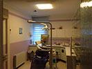 Raumausleuchtung Zahnarzt