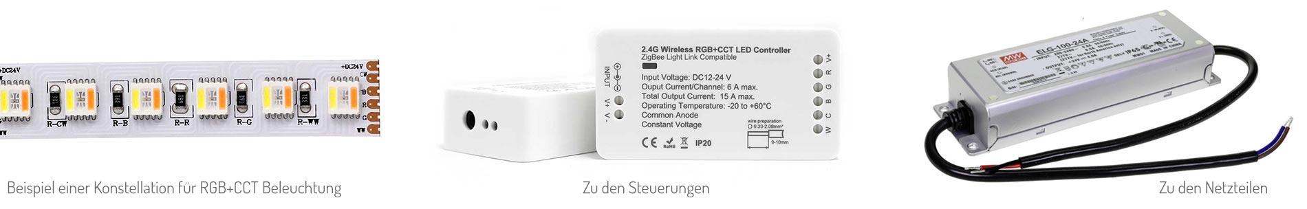 Lichtband RGBCCT