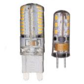 LED G4 / G9 Leuchten