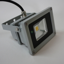 LED Bridgelux Fluter 10 W IP65 Warmweiss