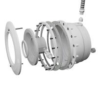 Einbaugehäuse für LED PAR56 Poolleuchte...