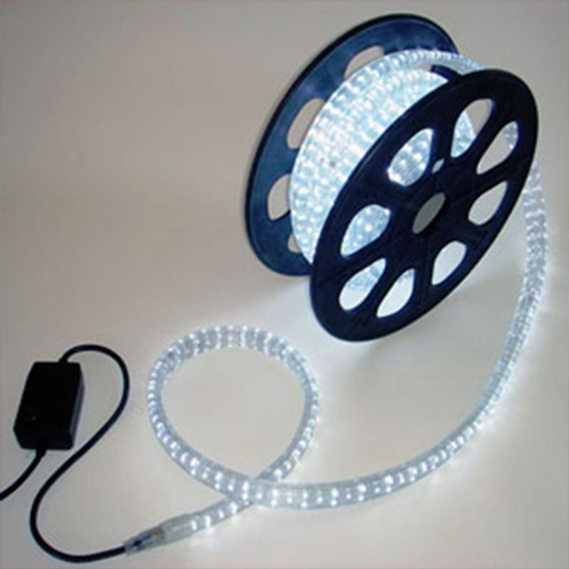 led lichterkette lichtschlauch mit steuerung wei 100m. Black Bedroom Furniture Sets. Home Design Ideas