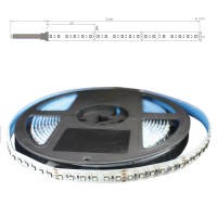LED Stripe Band Flexband RGB SMD3030 mit 120LED/m 24VDC