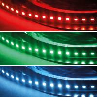 LED Stripe Band Flexband RGB SMD3535 mit 120LED/m 24VDC