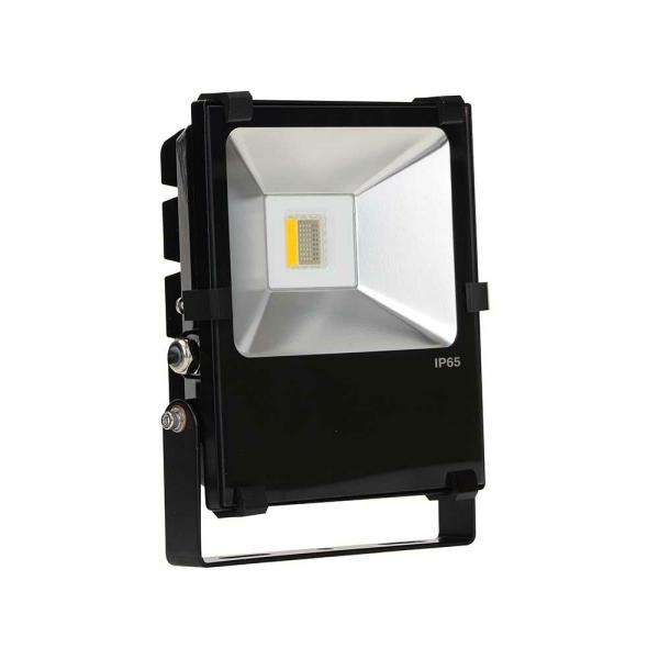 LED Fluter RGBWW Farbwechsel COB Slim WIFI WLAN gesteuert 10 Watt MiLight