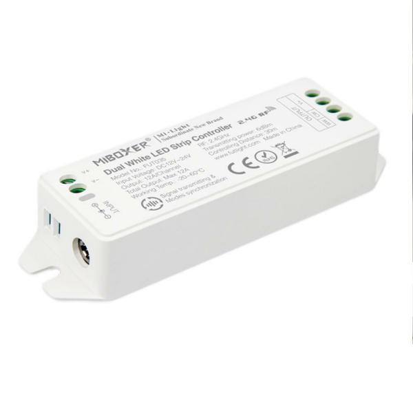 LED Steuergerät CCT Farbtemperaturwechsel 2.4G WiFi WLAN 4-Kanal FUT035