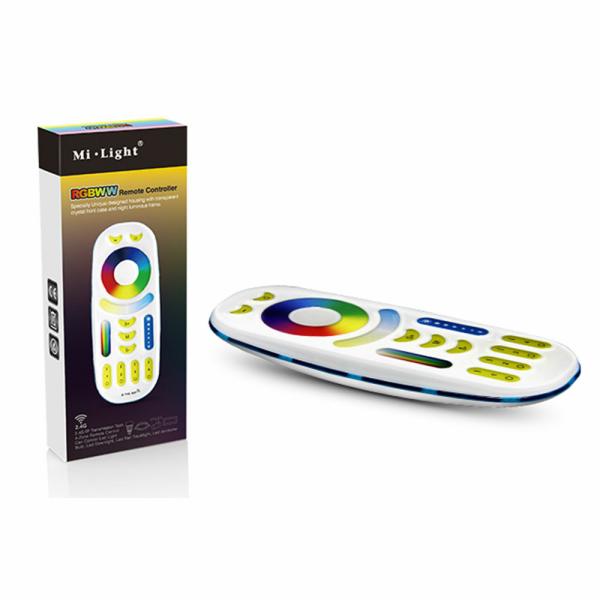 Fernbedienung MiLight 2.4G für RGB CCT Beleuchtung 4-Kanal FUT092