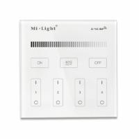 Milight 2.4G Wandschalter Dimmer LED Beleuchtung 4-Kanal...
