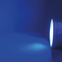 LED RGBCCT Einbaustrahler 12V 4W Farbwechsel und warmweiß/kaltweiß