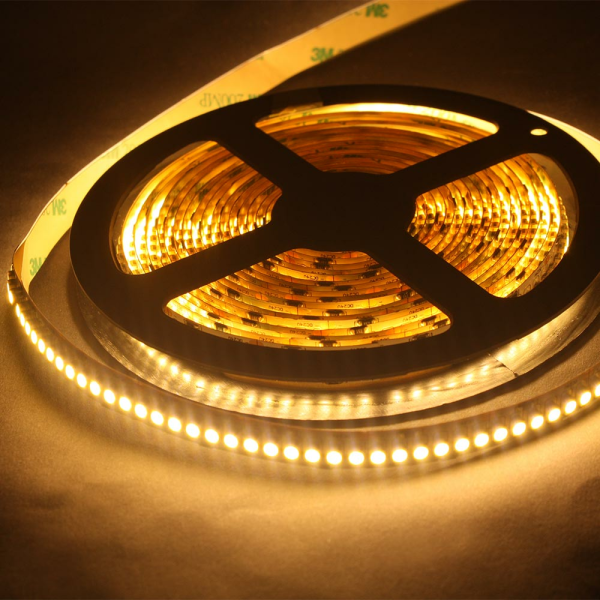 LED Lichtband 240 LED/M 5m Strip 19,2W/M mit 24VDC 3528 SMD IP20