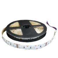 RGB Farbwechsel LED Lichtband 12V seitlich knickbar...
