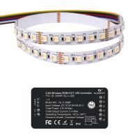 RGB+CCT Set Steuergerät und 5 Meter Stripe mit 96...
