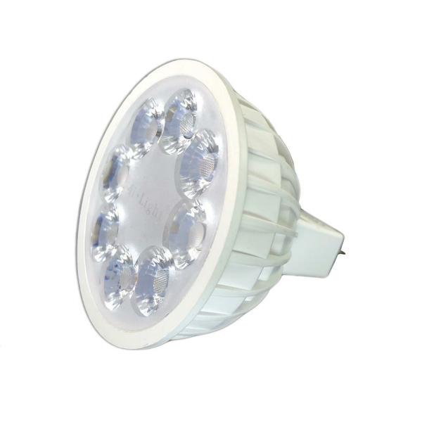MiLight LED Mr16 Leuchtmittel RGBCCT Farbwechsel mit Farbtemperatur FUT104