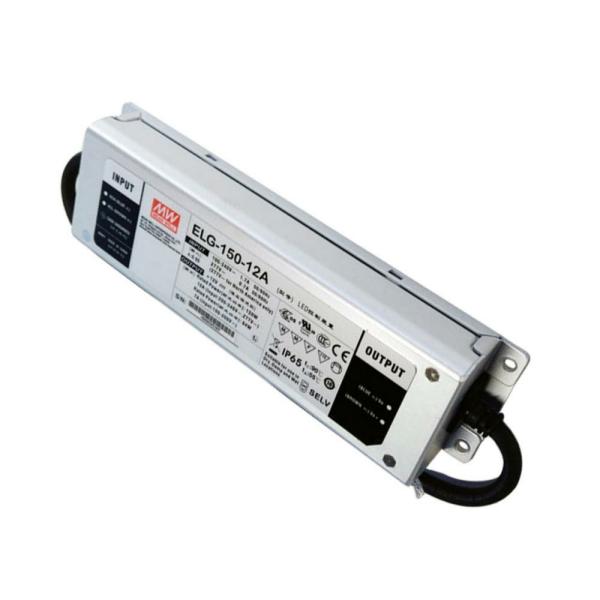 Mean Well ELG Serie Netzteil LED-Trafo IP65 Konstantspannung 120 Watt 12 Volt
