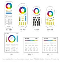 RGB+CCT Fluter Aussenstrahler Farbwechsel / Farbtemperatur
