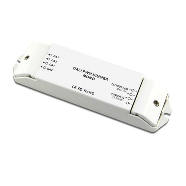 DALI Dimmer PWM Mono Einzelfarbe 12-24VDC für KNX Systeme Device Typ 6 Control