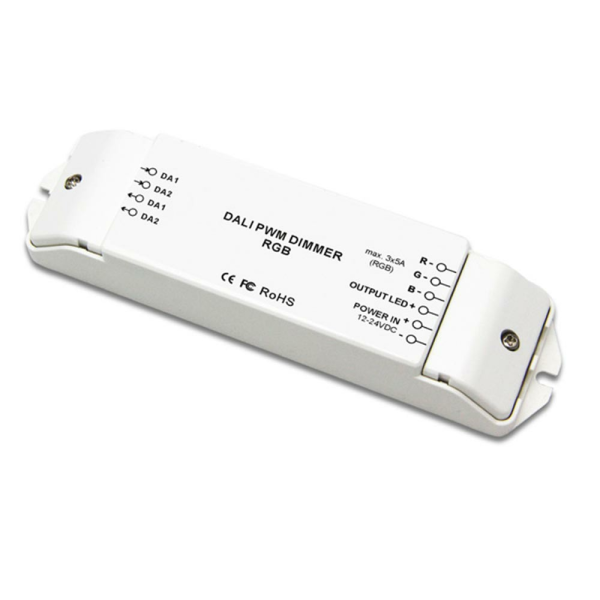 DALI RGB Steuerung für KNX LED Farbwechsel Device Typ 6 DT6