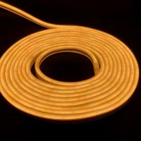 LED Neon Schlauch flexibel seitlich biegbar 6mm Breit
