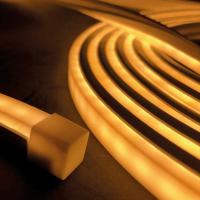 LED Neon Schlauch flexibel horizontal biegbar 10mm Breit