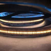 LED Lichtband 600 LED/m 24VDC Stripe Streifen 2210 SMD CRI90