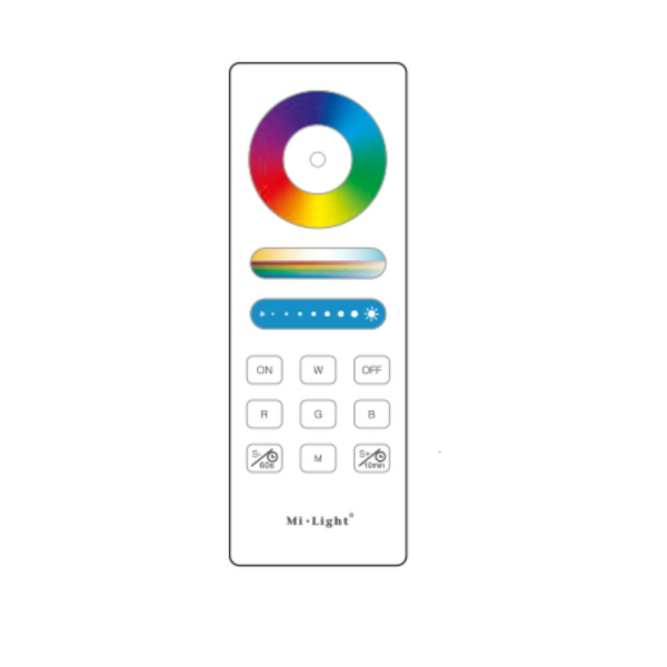 Fernbedienung MiLight 2.4G für RGB CCT Beleuchtung 1-Kanal FUT088