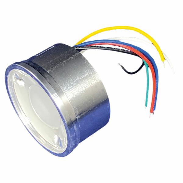 RGBCCT 4W Einbaustrahler SET ZigBee Lichtsteuerung kompatibel ohne Rahmen