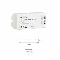 MiLight MiBoxer SYS Serie 1 Kanal Steuergerät SYS-T1
