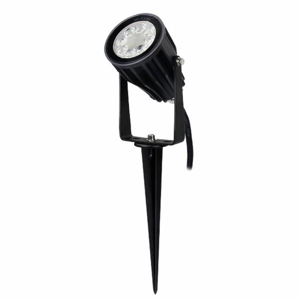 LED Gartenstrahler Miboxer MiLight Außenstrahler 6W RGB CCT Auto Synchronisation mit Erdpieß