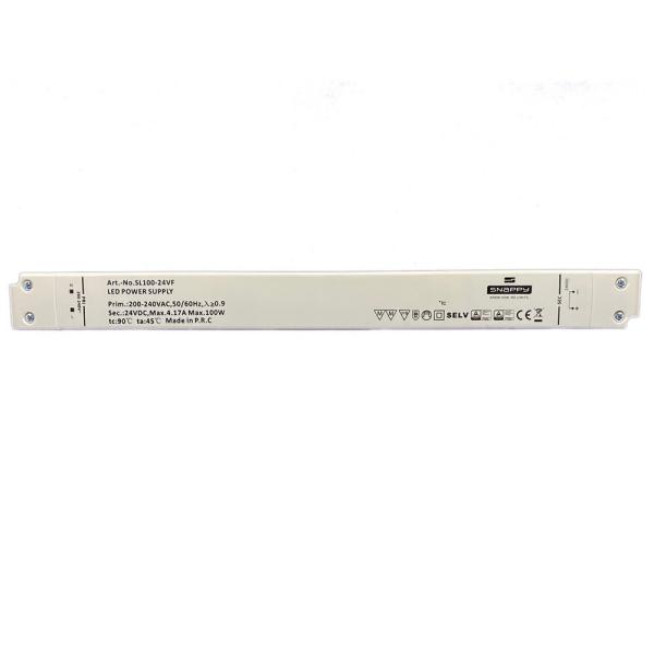 SNP Serie Netzteil LED-Trafo IP20 Konstantspannung 24 VDC 100 Watt