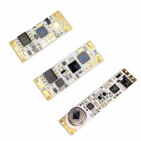 Sensoren für Aluminiumprofile zum Dimmen und Steuern...