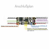 Sensoren für Aluminiumprofile zum Dimmen und Steuern von LED Lichtband TD Dimmer
